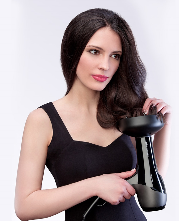 Braun HD785 Hair Dryer with Diffuser and IONTEC Technology