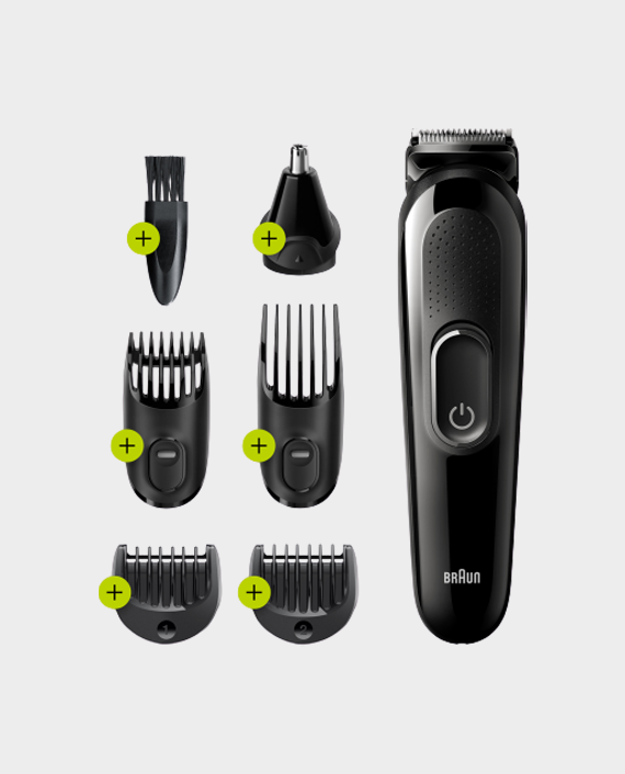 Braun MGK3220 6 in 1 Trimmer in Qatar