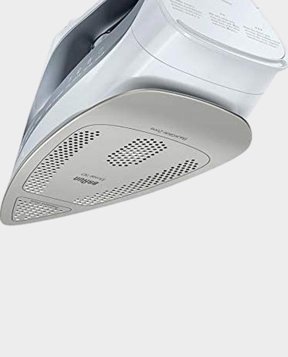 Braun SI7088GY Steam Iron 2800W Grey/White