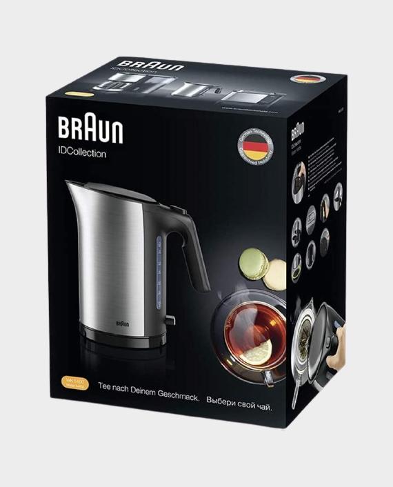 Braun WK5110 Kettle 3000W 1.7L