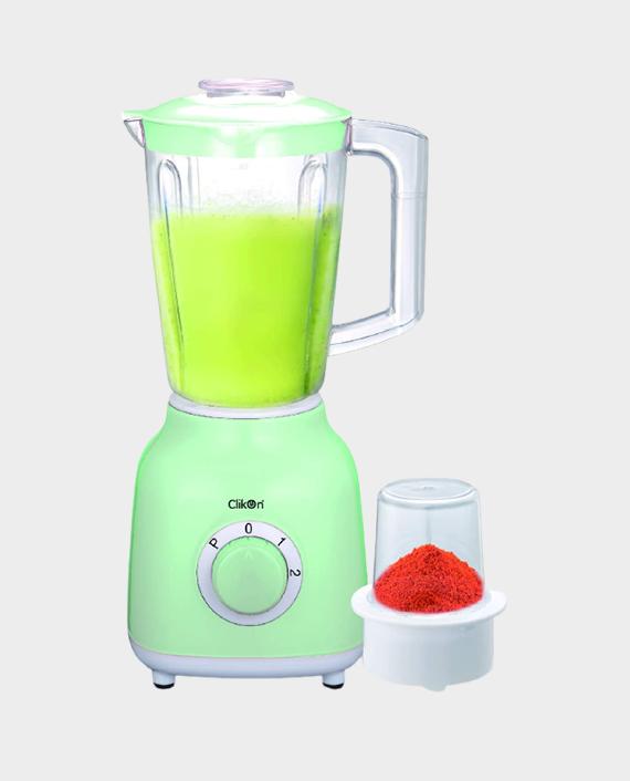Clikon CK2284-N 2 In 1 Blender 350W Green in Qatar