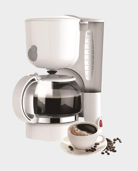 Clikon CK5126 1.25 Litre Coffee Maker in Qatar