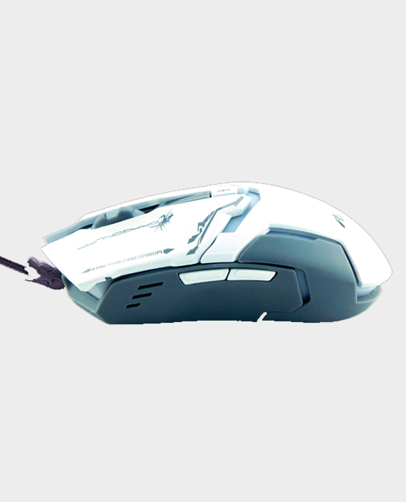 Dragon War Ares G10WH Gaming Mouse 3200 DPI
