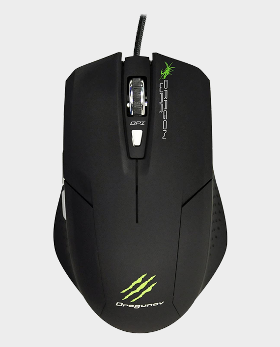 Dragon War Dragunov ELE-G3 Pro Gaming Mouse 3200 DPI in Qatar