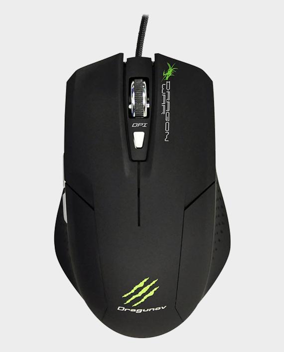 Dragon War Dragunov ELE-G3 Pro Gaming Mouse 3200 DPI in Qatar