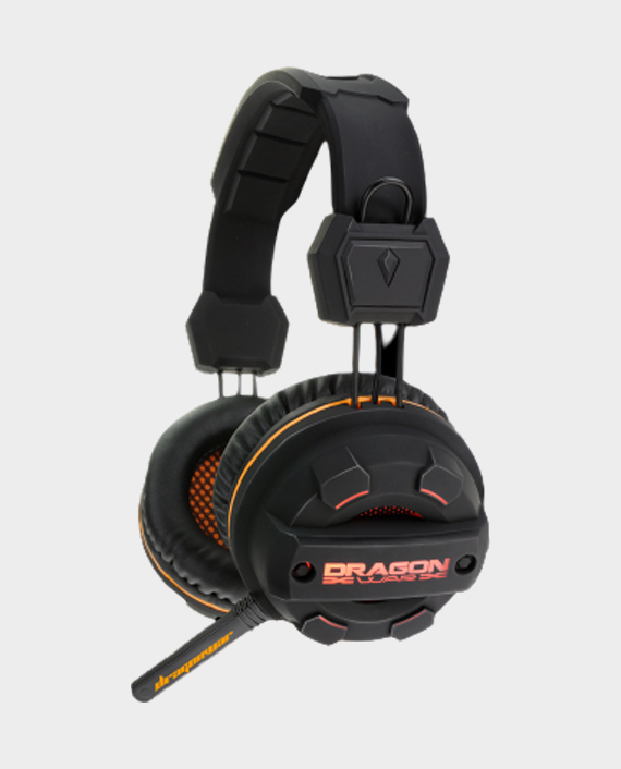 Dragon War G-HS-003 Revan LED Gaming Headset in Qatar