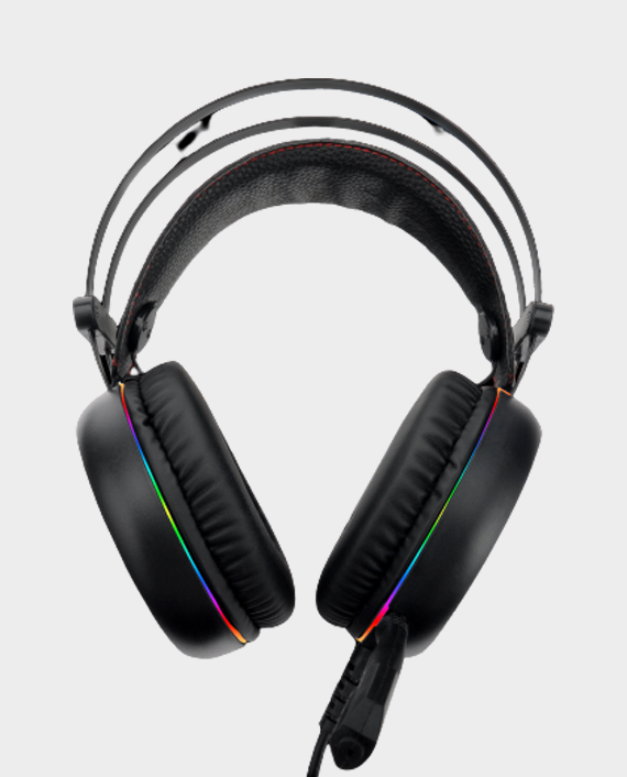 Dragon War G-HS-012 RGB Lighting Effect Gaming Headset in Qatar