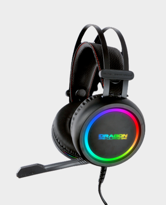 Dragon War G-HS-012 RGB Lighting Effect Gaming Headset