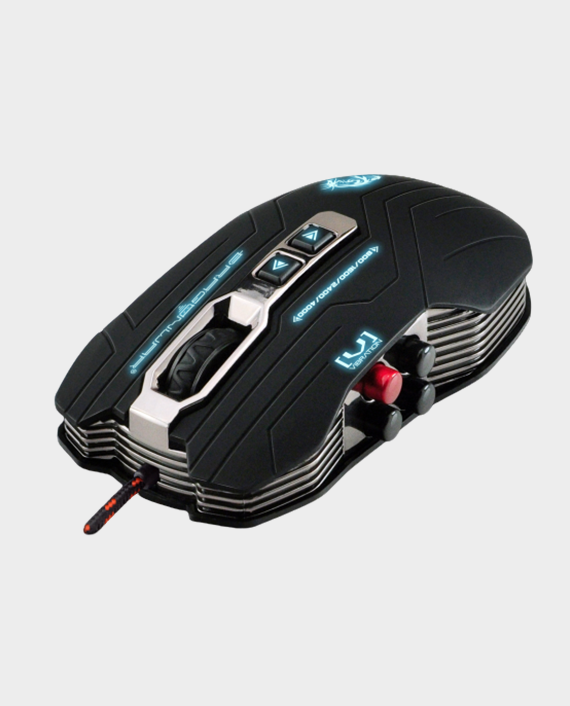 Dragon War G15 Gaia Gaming Mouse 4000 DPI with Virbation Function