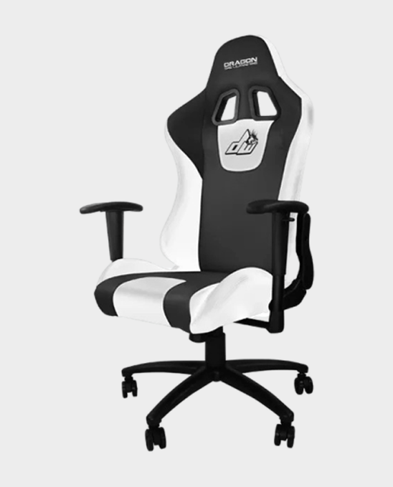 Dragon War GC-004-WH Pro-Gaming Chair White