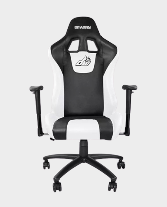 Dragon War GC-004-WH Pro-Gaming Chair White in Qatar