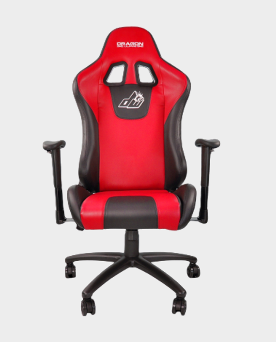 Dragon War GC-004-RD Pro-Gaming Chair Red in Qatar