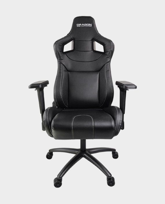 Dragon War GC-008 Pro-Gaming Chair Black in Qatar