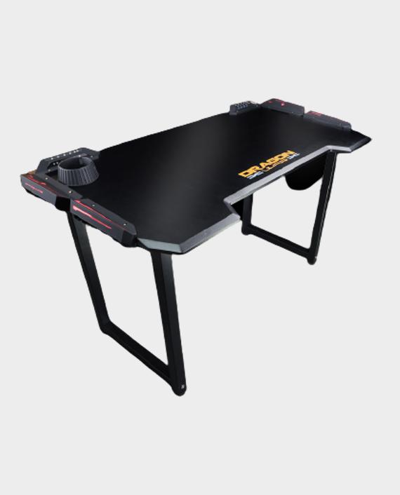 Dragon War GT-005 RGB Light effect Pro-Gaming Desk