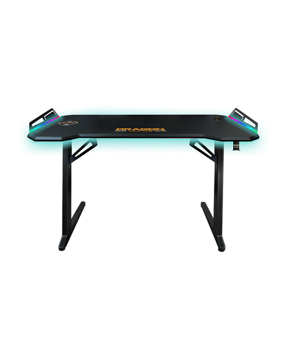 Dragon War GT-006-V2 RGB Light Effect Pro-Gaming Desk