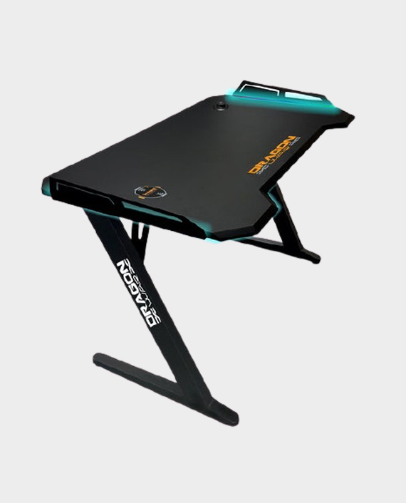 Dragon War GT-006 V3 RGB Gaming Desk in Qatar