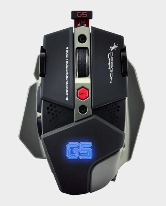 Dragon War Warlord G5 Gaming Mouse 4000 DPI
