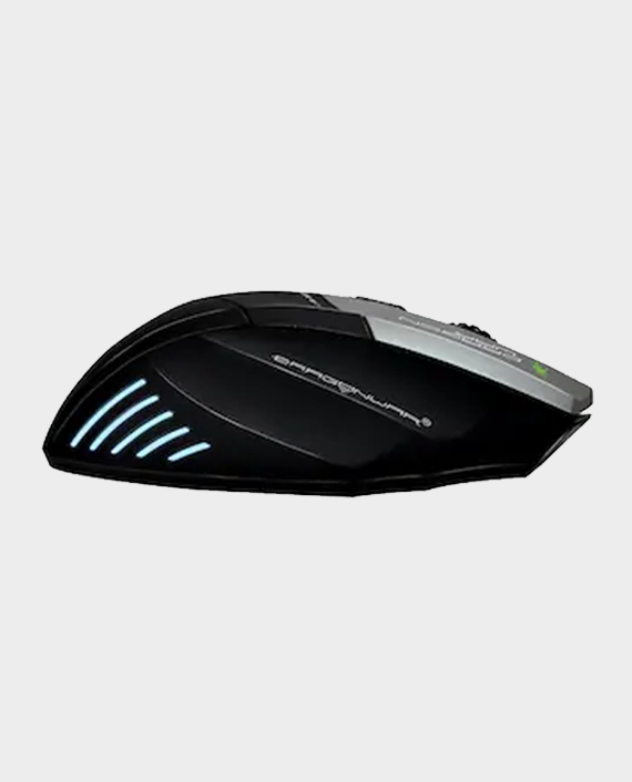Dragon War Thor G9 Gaming Mouse 3200 DPI LED with Mouse Pad Black
