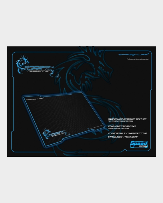 Dragon War GP-001 Gaming Mouse Mat Speed Edition