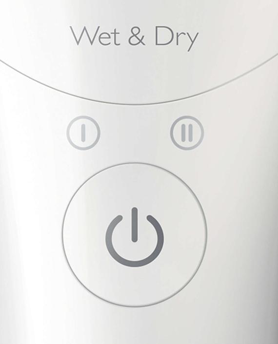 Philips Satinelle Advanced BRE640/00 Wet Dry Epilator