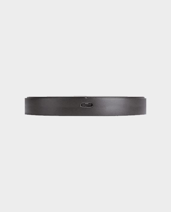 Energea WiHub 7-in-1 Aluminum 3.1 USB-C Hub with Wireless Charging Pad