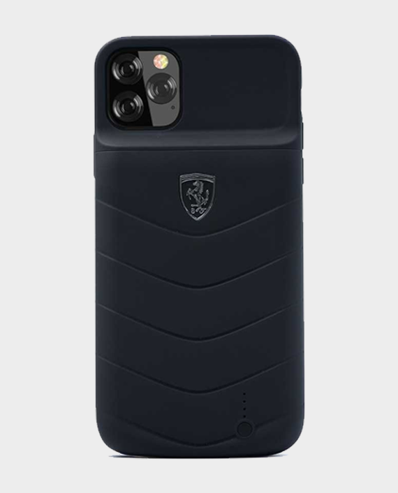 Ferrari Off Track Full Cover Power Case 4000mAh for iPhone 11 Pro Max in Qatar