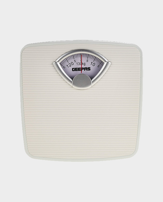 Geepas GBS4162N Mechanical Health Scale With Analog Display in Qatar