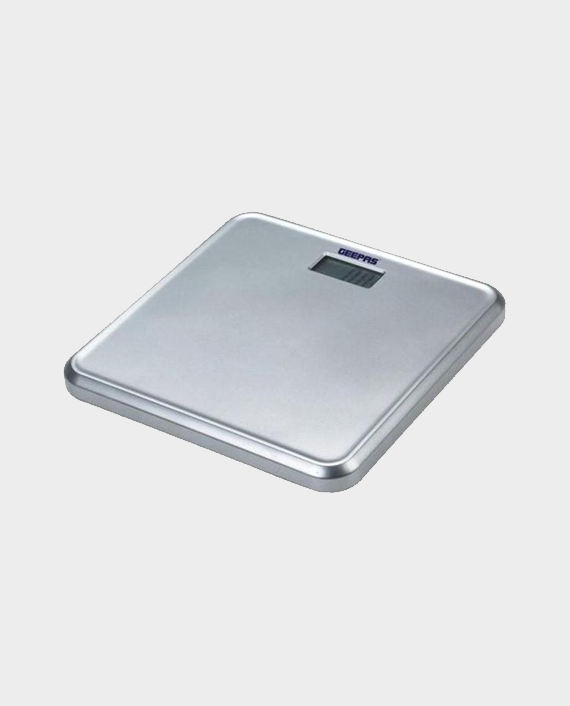 Geepas GBS4180 150 kg Digital Weighing Scale with LCD Display