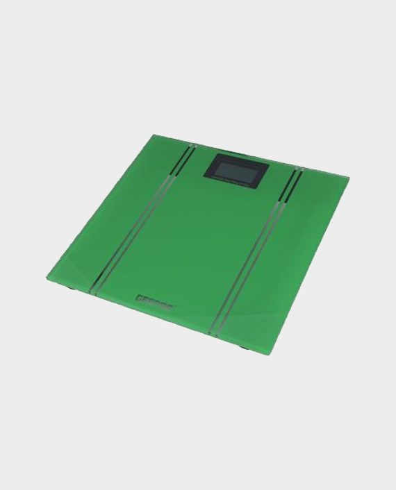 Geepas GBS4208 Personal Scale Green