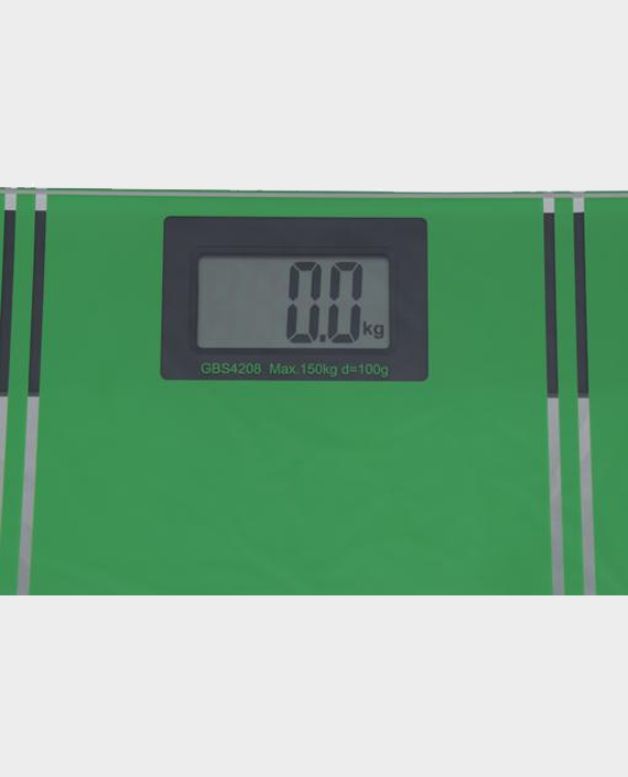 Geepas GBS4208 Personal Scale Green