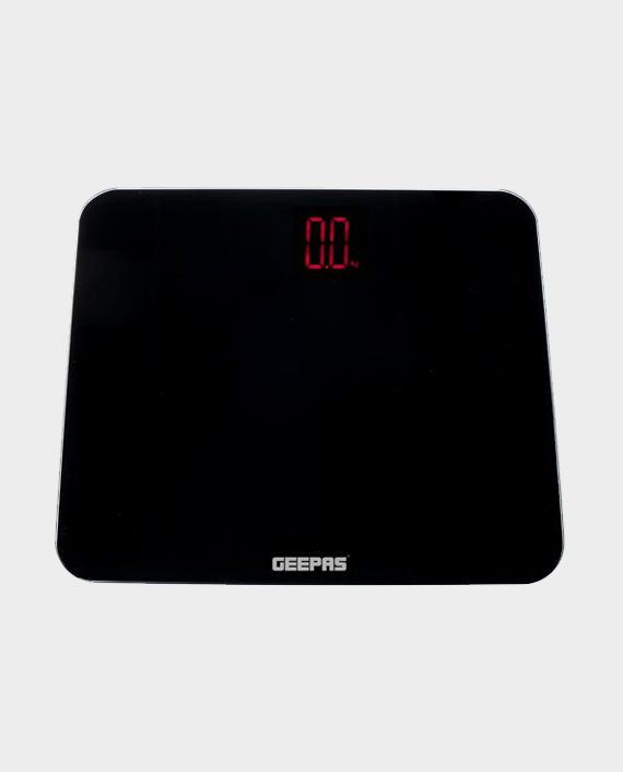 Geepas GBS46501UK Digital Personal Scale