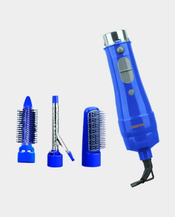 Geepas GH714 4 in 1 Hair Styler - Blue in Qatar