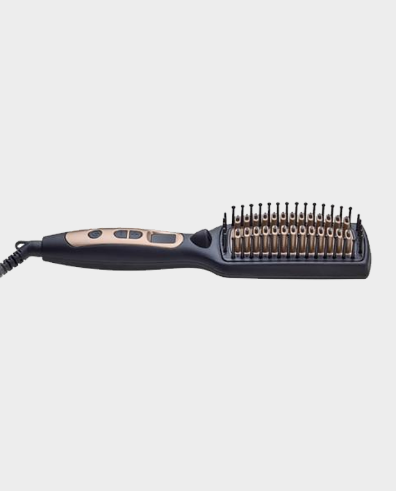 Geepas GHBS86037 Ceramic Hair Brush in Qatar