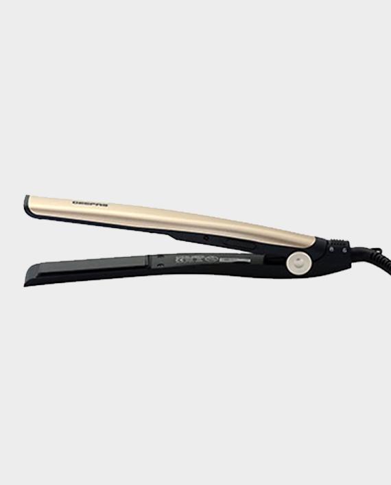 Geepas GHS86016 Go Silky Hair Straightener with Ceramic Plate in Qatar