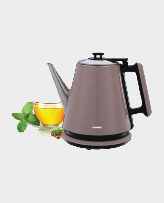 Geepas GK38012 Double Layer Electric Kettle