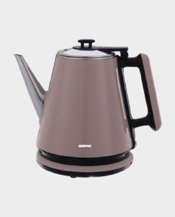 Geepas GK38012 Double Layer Electric Kettle in Qatar
