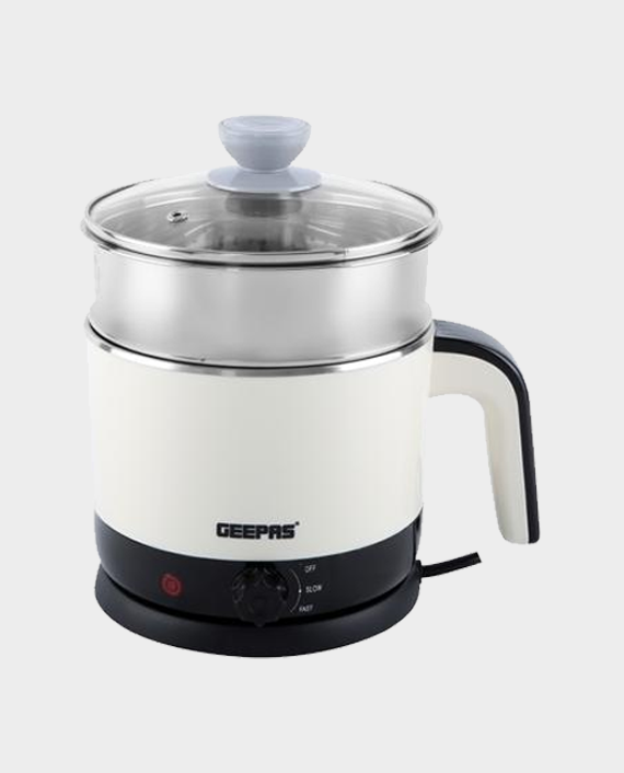 Geepas GK38026 Double Layer Multi-Function Kettle in Qatar
