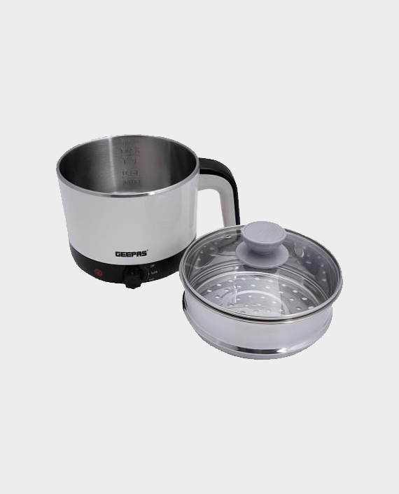 Geepas GK38026 Double Layer Multi-Function Kettle