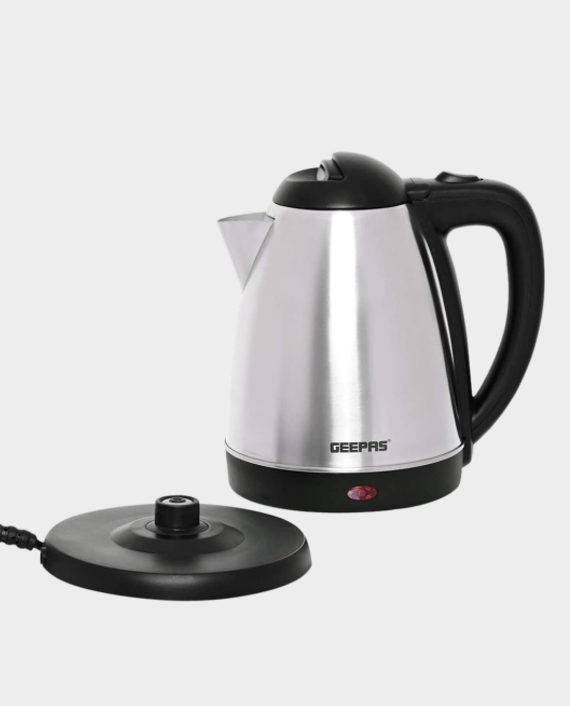 Geepas GK5454 1.8 Litre Stainless Steel Electric Kettle
