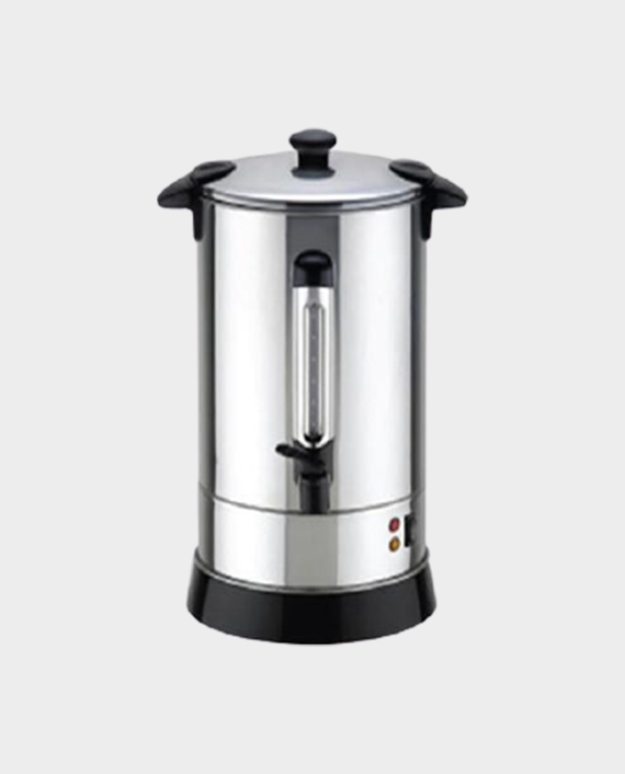 Geepas GK6154 6.8 Litre Auto & Resettable Thermostat Stainless Steel Water Boiler