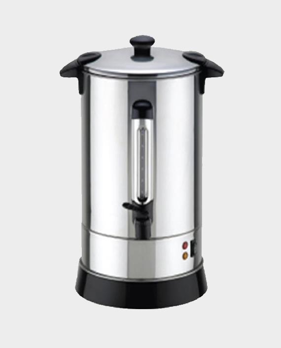 Geepas GK6155 10 Litre Stainless Steel Water Boiler - Silver in Qatar