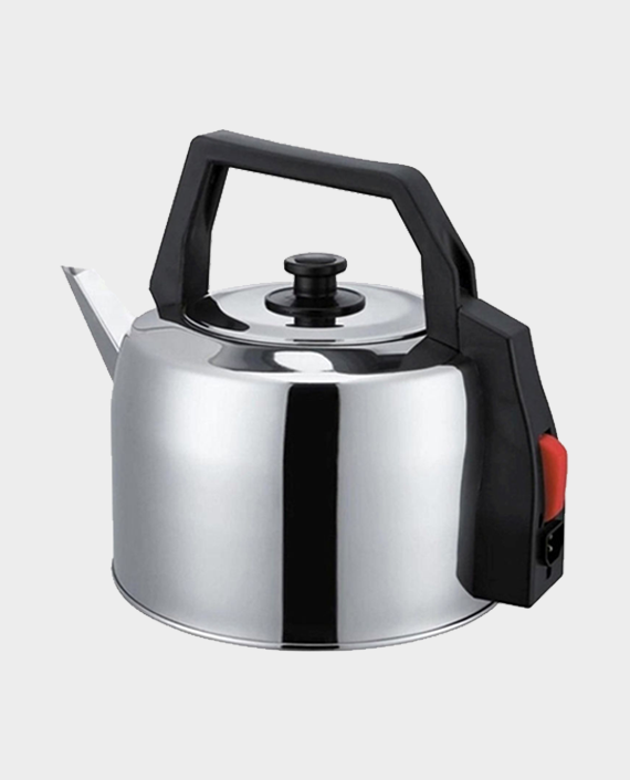 Geepas GK9892 2200W 3 Litre Stainless Steel Electric Kettle with BS Plug