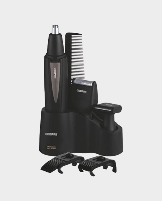 Geepas GTR8693 Mens Grooming Kit in Qatar