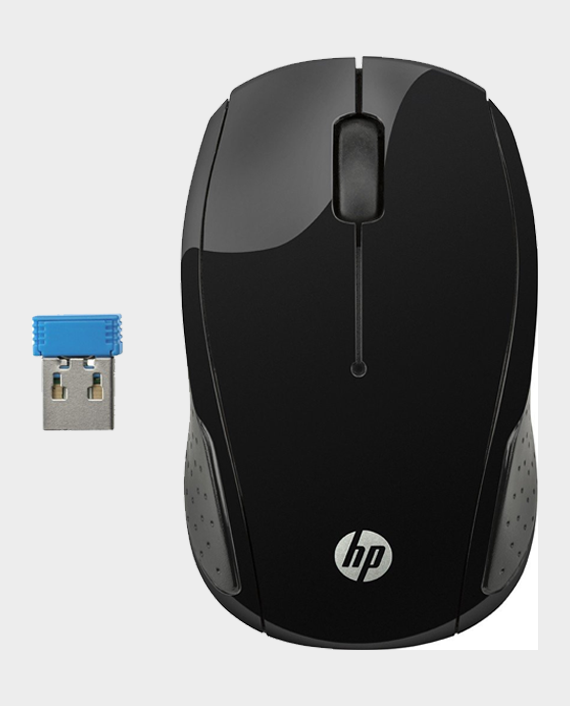 HP Wireless Mouse 200 Black in Qatar