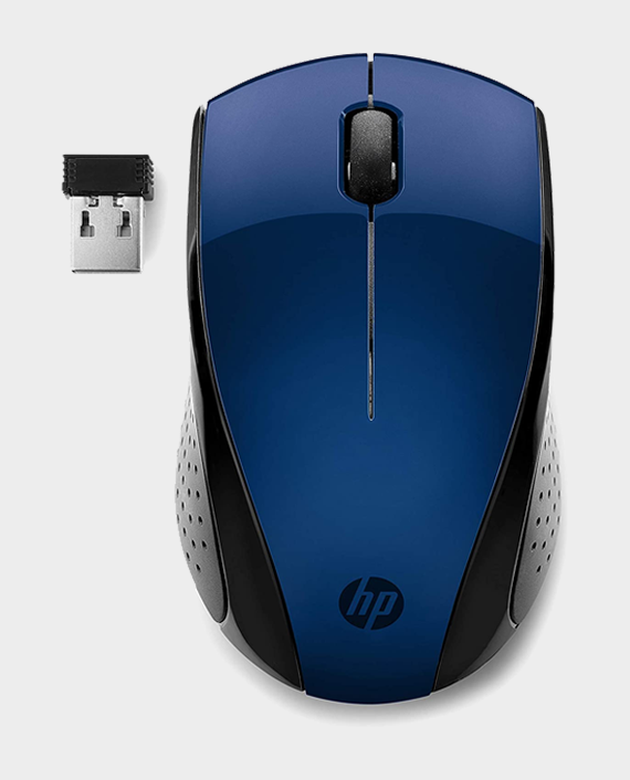 HP Wireless Mouse 220 Lumiere Blue in Qatar