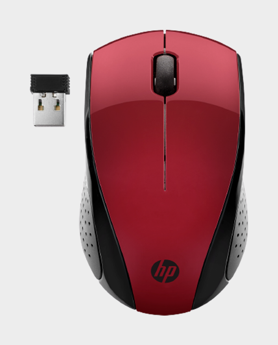 HP Wireless Mouse 220 Sunset Red in Qatar