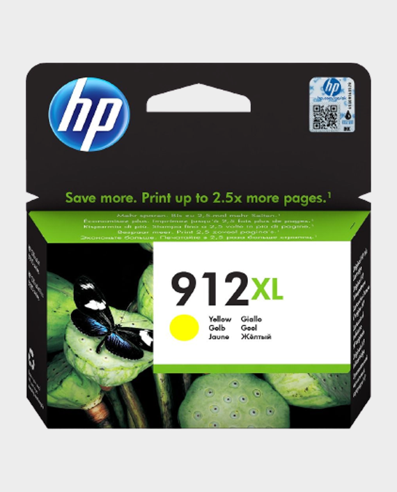 HP 3YL83AE 912XL High Yield Original Ink Cartridge Yellow in Qatar