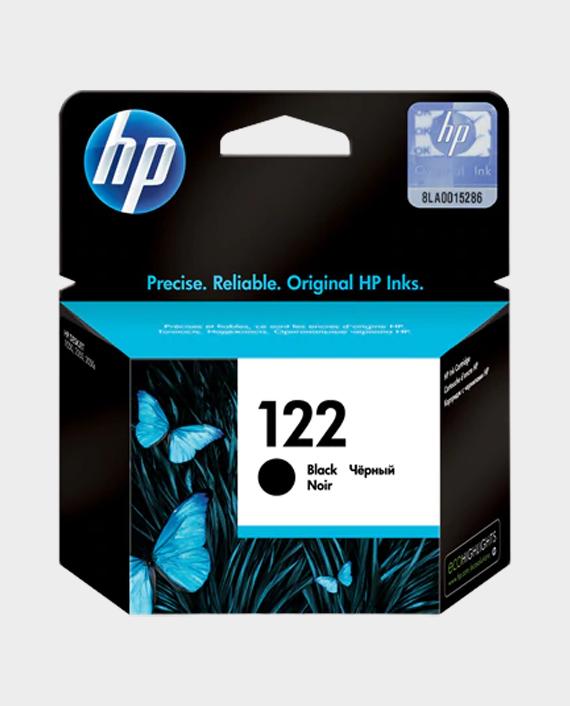 HP CH561HE 122 Original Ink Cartridge Black in Qatar