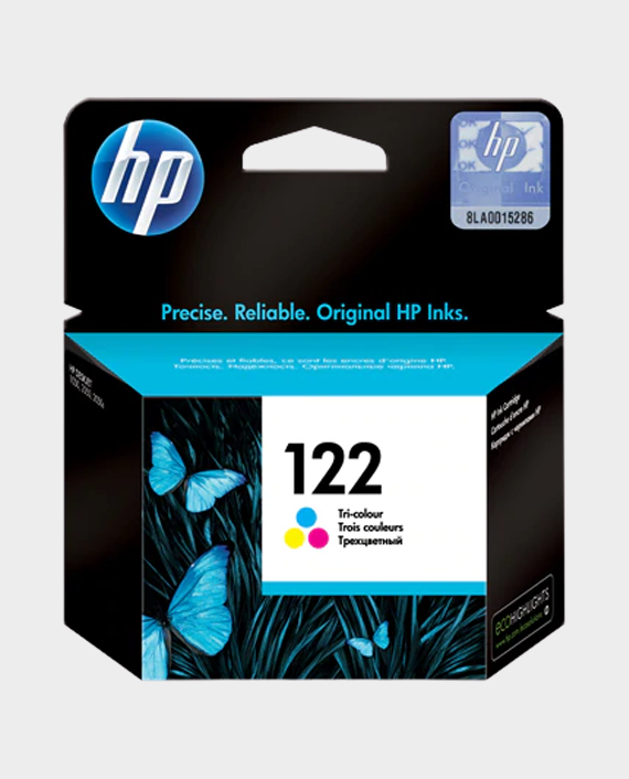 HP CH562HE 122 Original Ink Cartridge Tri-color in Qatar