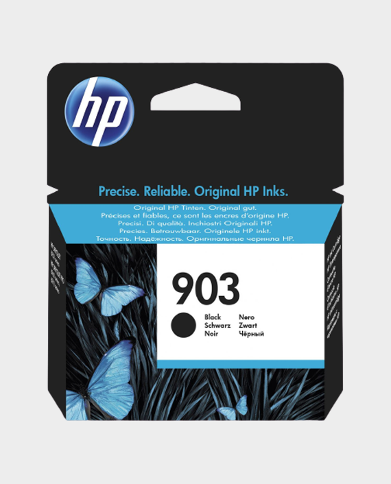 HP T6L99AE 903 Original Ink Cartridge Black in Qatar